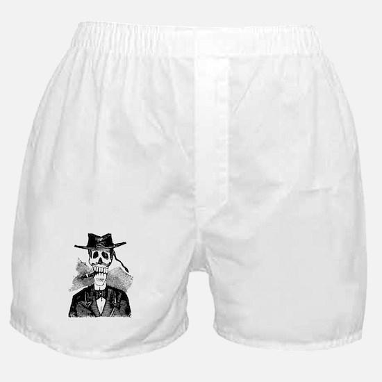 Torero Calavera Boxer Shorts