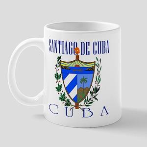 Santiago de Cuba Mug