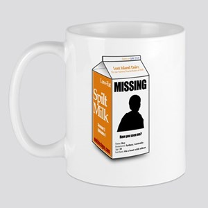Missing Milk Carton Mug