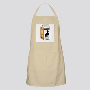 Missing Milk Carton BBQ Apron