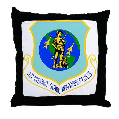 Air National Guard Throw Pillow