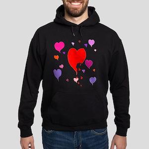 Bleeding Hearts Hoodie (dark)