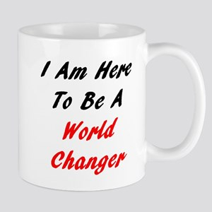 World Changer Mugs
