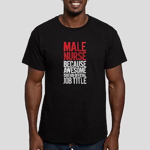 Badass Male Nurse T-Shirt