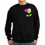 Cute Bouquet Sweatshirt (dark)