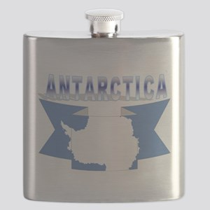 ANTARCTICA RIBBON TRANS Flask
