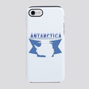 ANTARCTICA RIBBON TRANS iPhone 8/7 Tough Case