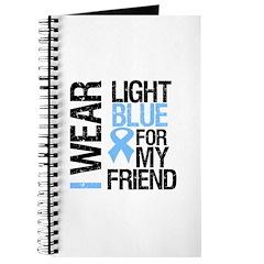 IWearLightBlue Friend Journal