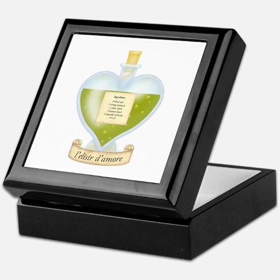 Blind Love Potion Keepsake Box