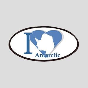 I love antarctic Patch