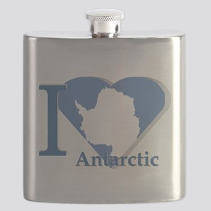I love antarctic Flask