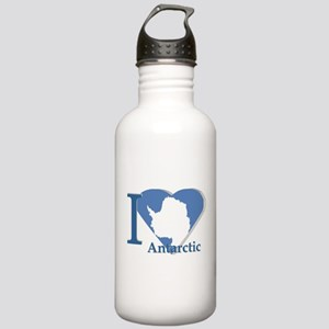 I love antarctic Water Bottle
