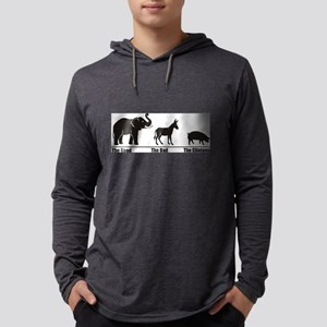 The Good The Bad Long Sleeve T-Shirt