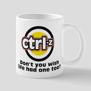 Ctrl-Z: Mug