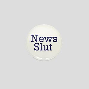 News Slut Mini Button