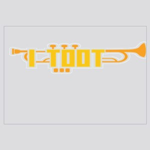 b56b6231 Funny Trumpet Player Gift for Trumpeters, Wall Art