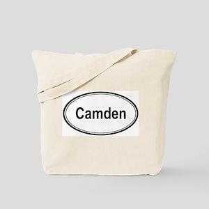Camden (oval) Tote Bag