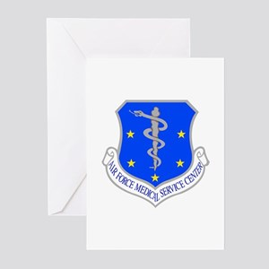 Medical Services Greeting Cards (Pk of 10)
