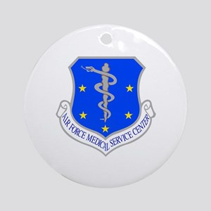 Medical Services Ornament (Round)