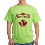 2010 Championship Green T-Shirt