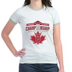 2010 Championship Jr. Ringer T-Shirt