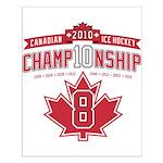 2010 Championship Small Poster