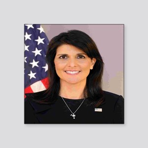 Nikki Haley Sticker