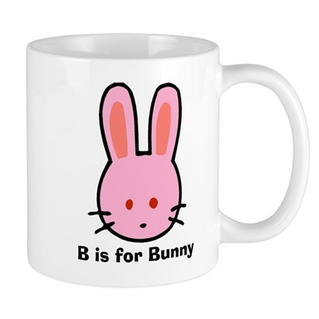 B is for Bunny Mug