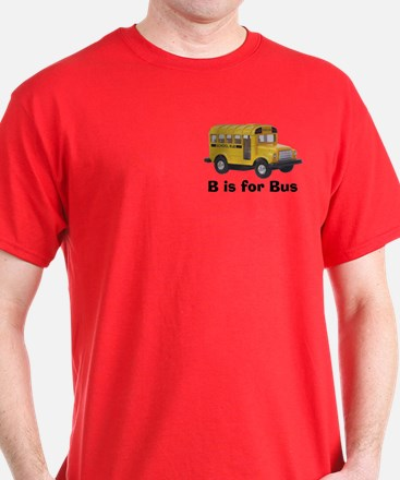 B is for Bus T-Shirt