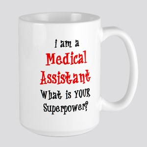 medical assistant 15 oz Ceramic Large Mug