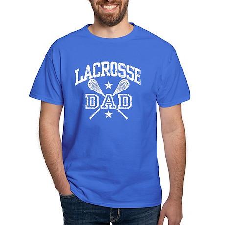 Lacrosse Dad Dark T-Shirt
