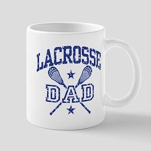 Lacrosse Dad 11 oz Ceramic Mug