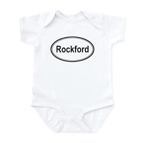 Rockford (oval) Infant Bodysuit