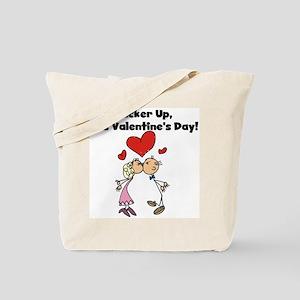 Pucker Up Valentine Tote Bag