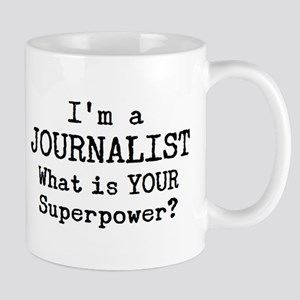 journalist 11 oz Ceramic Mug