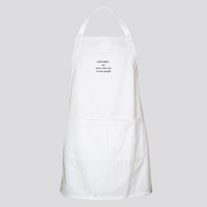 CHILDREN ARE... BBQ Apron