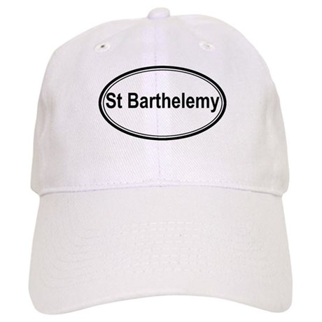 St Barthelemy (oval) Cap