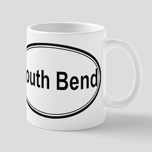 South Bend (oval) Mug