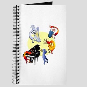 Five Kokopelli Band Journal