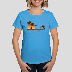 Acapulco Mexico Women's Dark T-Shirt
