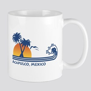 Acapulco Mexico Mug