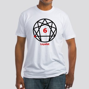 Type 6 Loyalist Fitted T-Shirt