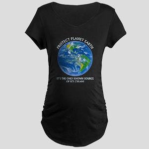 Source IceCream - Maternity Dark T-Shirt
