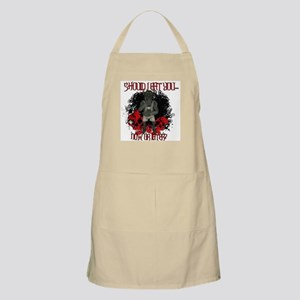 Now Or Later BBQ Apron