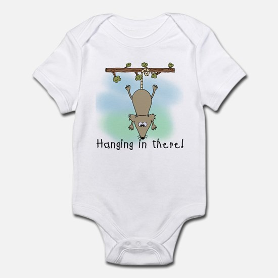 Hanging in There Infant Bodysuit