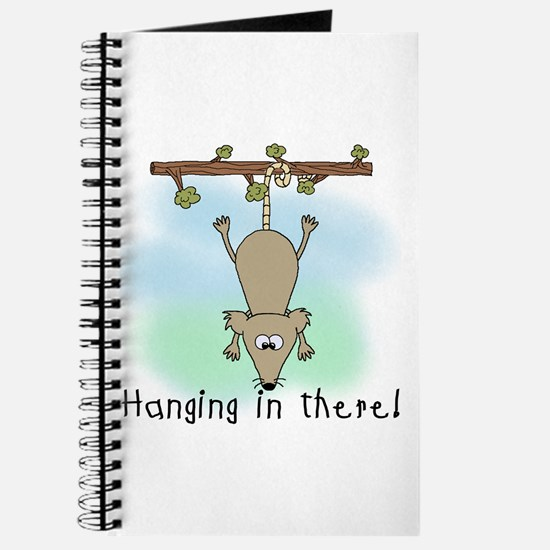 Hanging in There Journal
