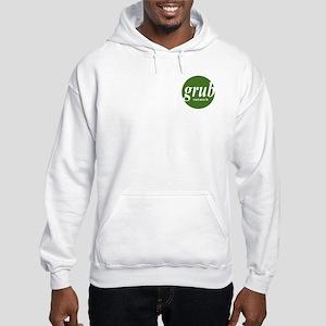 """Grub Network"" Hooded Sweatshirt"