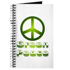 Green Peace Journal