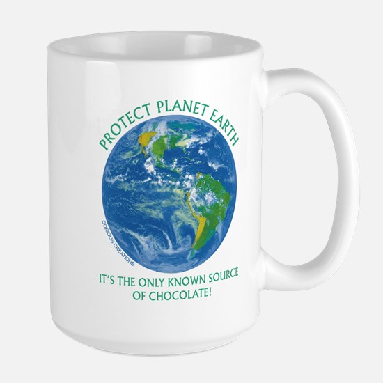 Source Chocolate - Large Mug