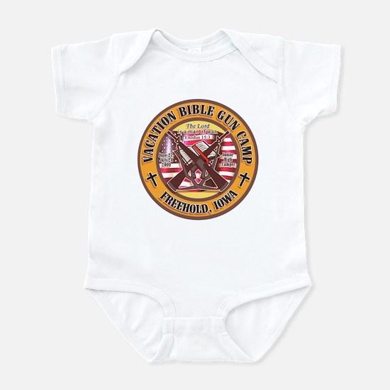 Bible Gun Camp 2009 Infant Bodysuit